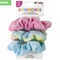 Scrunchies -Fleece Tie Dye Scrunchies