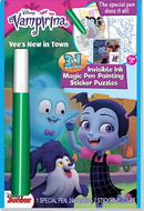 Vampirina Vee's New In Town