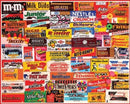 Candy Wrappers 1000pc Puzzle