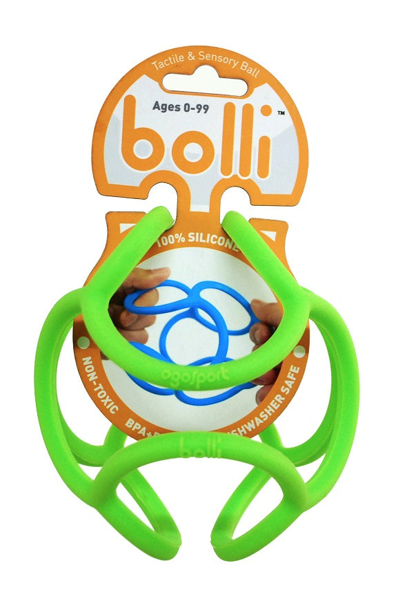 Bolli Flexible Discovery Ball Green