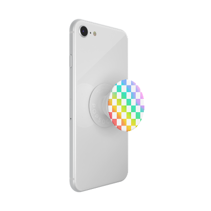 PopSocket - Rainbow Checker