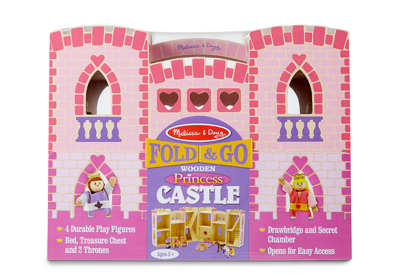 Fold & Go Princess Castle
