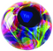 World's Smallest Magic 8 Ball Tie Dye