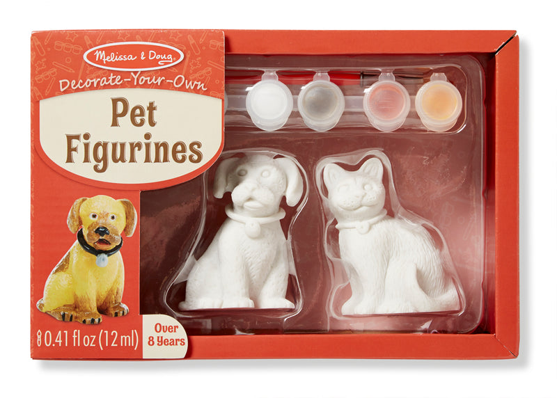 Pet Figurines Decorate Your Own