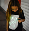 Kids Interactive Glow T-Shirt (9-11yrs)
