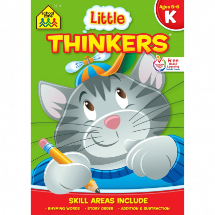 Kindergarten Little Thinkers Ages 5-6