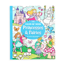 Color-In Princesses & Fairies