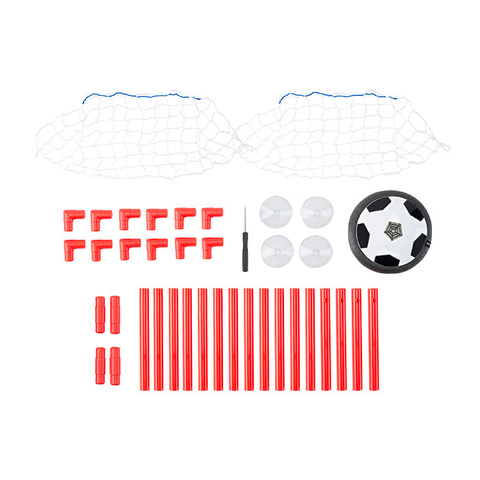The Hovering Soccer Ball Set