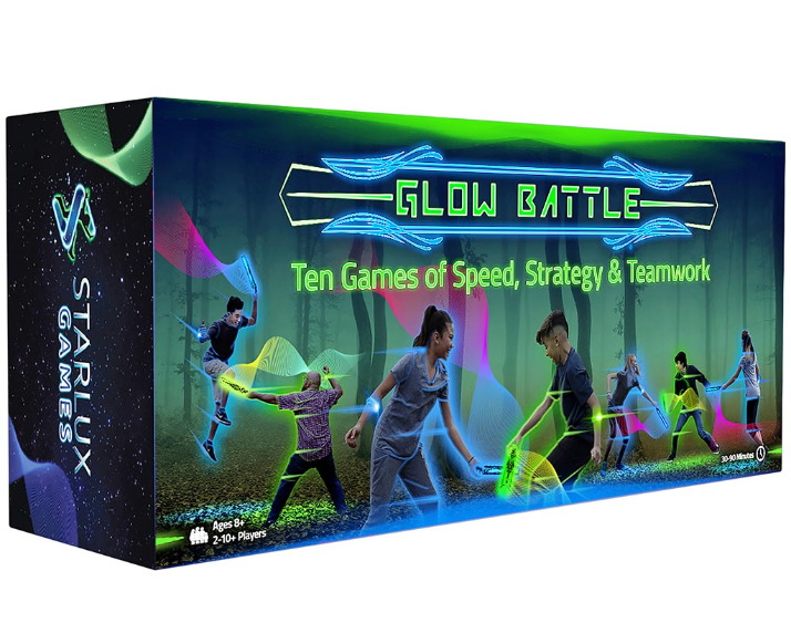 Glow Battle Knights Family Pack