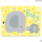 Elephant Baby Gift Enclosure
