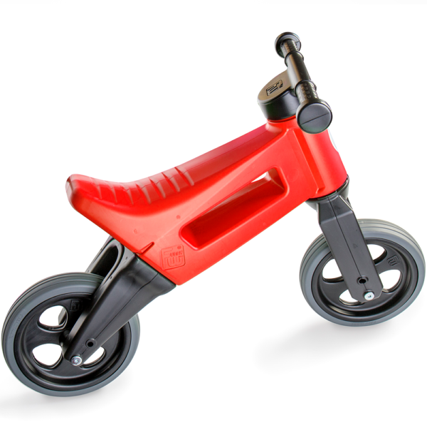 Free Wheelin' Rider Balance Bike - Red
