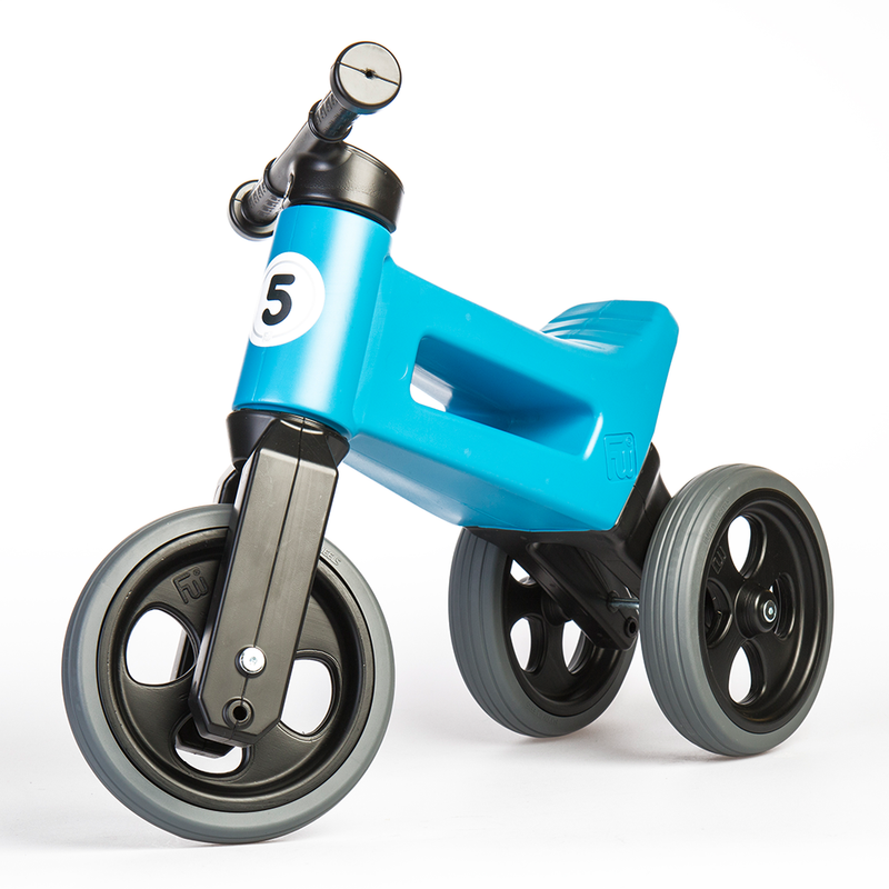 Free Wheelin' Rider Balance Bike - Blue