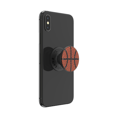 PopSocket - Basketball PU Inlay