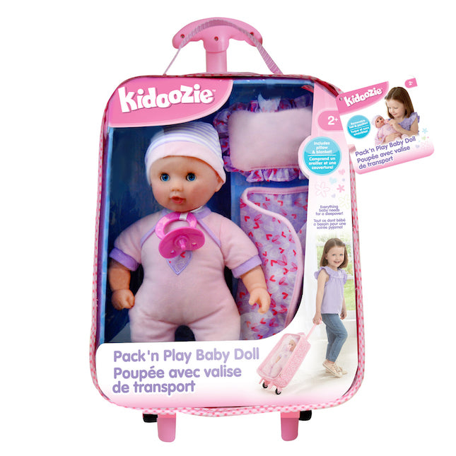 Pack 'n Play Baby Doll