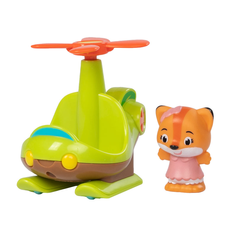 Timber Tots Helicopter