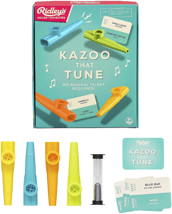 Ridley's Kazoo That Tune Game