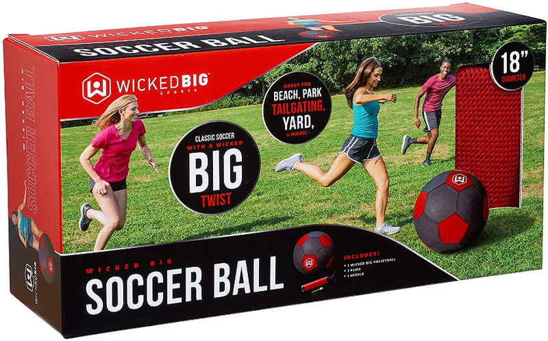 Wicked Big Sports Soccer
