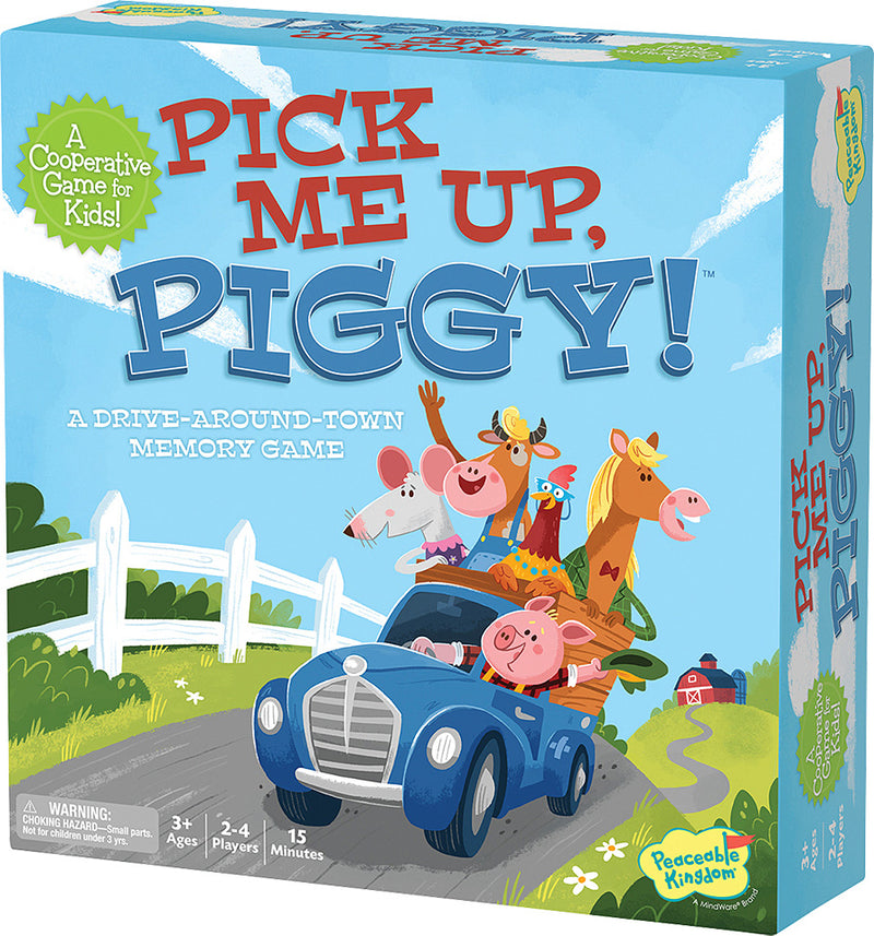 Pick Me Up Piggy ! (THE TRUCK GAME)