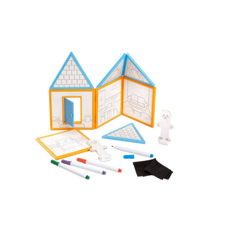 Magnetivity - Draw and Build House
