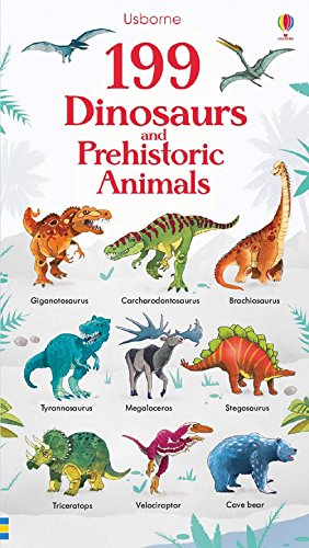 199 Dinosaurs and Prehistoric Animals
