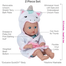BathTime Baby Tots-Unicorn
