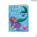 Mermaid For You Gift Enclosure