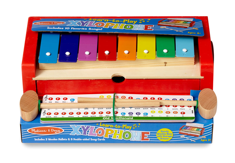 Learn-to-Play Xylophone - disc.