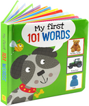 Board Book: I'm Learning My First 101 Words!