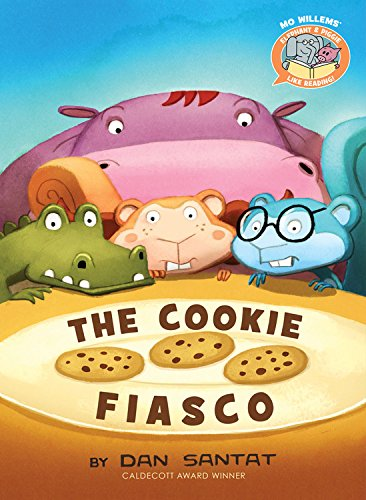 Elephant & Piggy Like Reading! The Cookie Fiasco