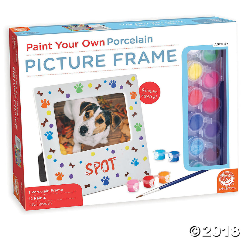 Paint Your Own Picture Frame