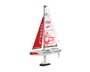 Voyager 400 Sailboat -Red