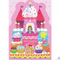 Princess Castle Cake Die-Cut Card