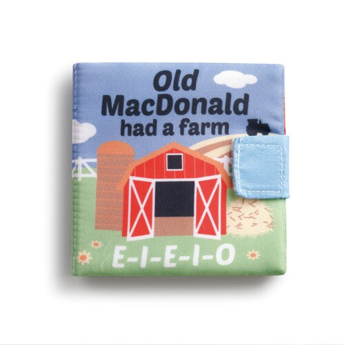 Old Mcdonald Farm Puppet Book