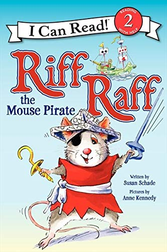 Riff Raff the Mouse Pirate (L2)