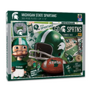 Michigan State Spartans Retro 500pc puzzle