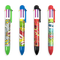 6 Click Comic Attack Pens