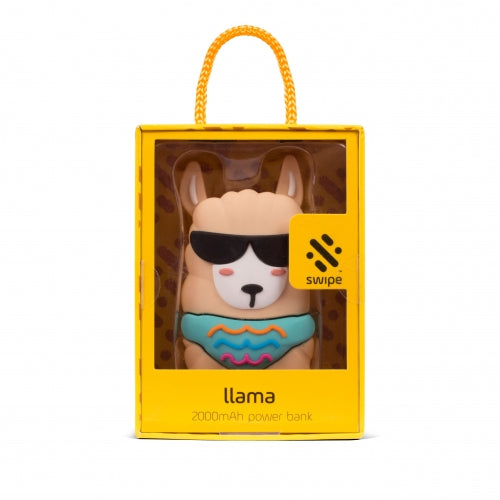 Llama Shaped 2000mAH Power Bank