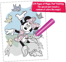 Minnie Mouse Magic Painting Book