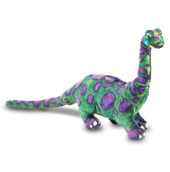 Apatosaurus - Plush -disc