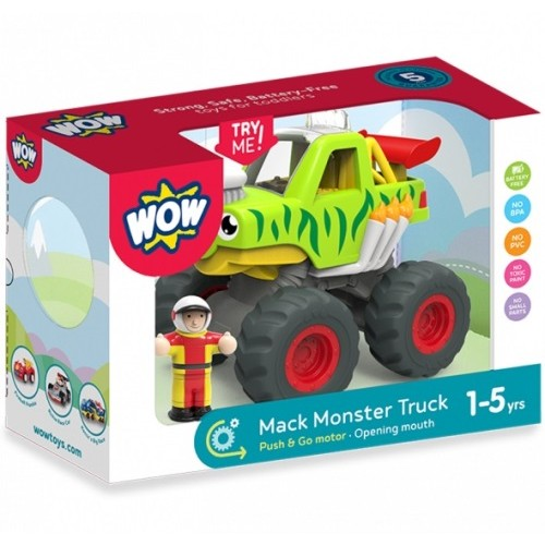 WOW Mack the Monster Truck