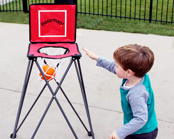 Hoopman Portable Basketball Goal