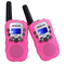 Walkie Talkie Flashlight- Pink