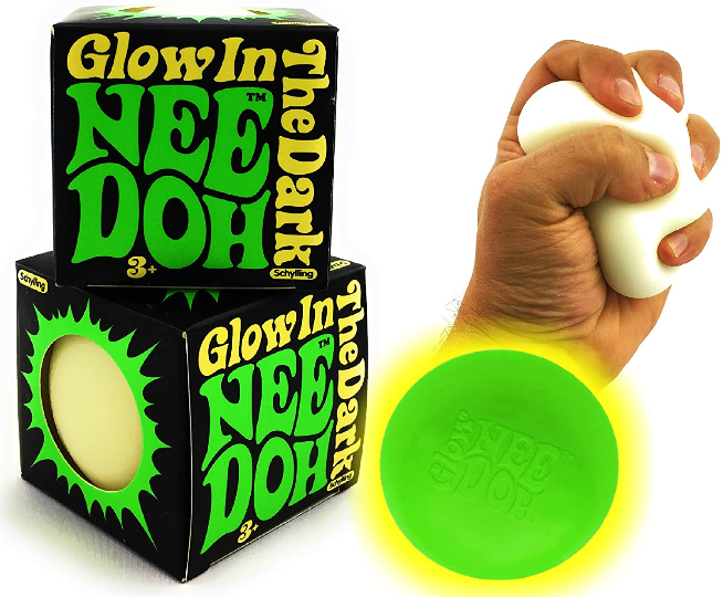 Glow In The Dark Nee Doh