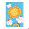 Sunshine Glitter Card