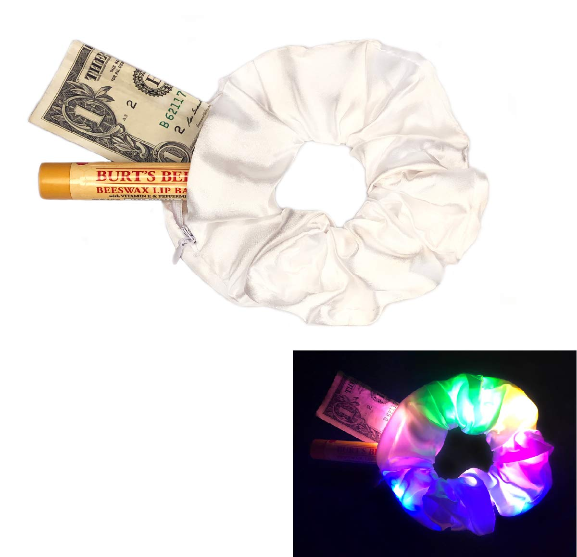 Light Up Pocket Scrunchies