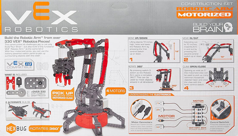 VEX Robotic Arm - Motorized