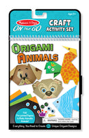 Origami On-the-Go Crafts