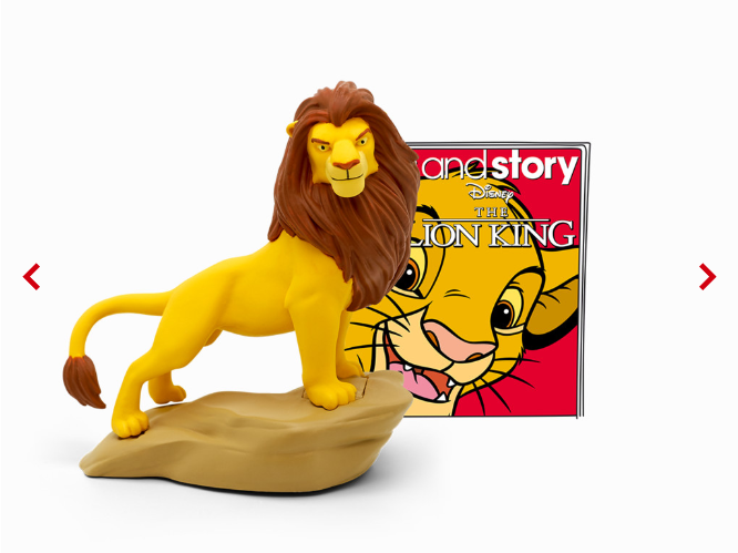 Tonies - The Lion King