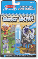 Water Wow Adventure !