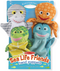 Sea Life Friends Hand puppet -disc.